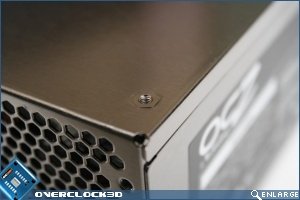 OCZ Z-Series 1000w Brushed Alu