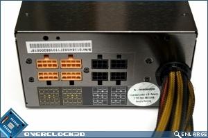 OCZ Z-Series 1000W Modular Area
