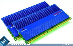 Kingston Dual Channel DDR3 for Lynnefield
