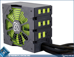 XFX Black Edition 850 watt power supply