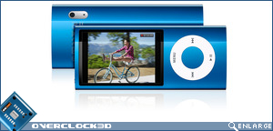New iPod Nano with video recording capabilties