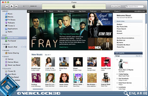 iTunes 9 with improved features