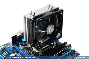 Thermalright MUX-120 Cooler