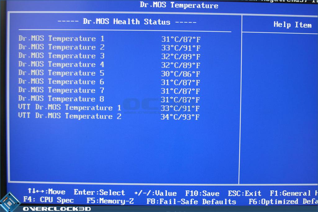 MSI P55-GD80 Motherboard | BIOS Options | CPU & Mainboard