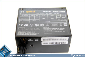 be quiet! SFX 350w top