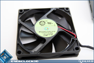 be quier! SFX 350w fan