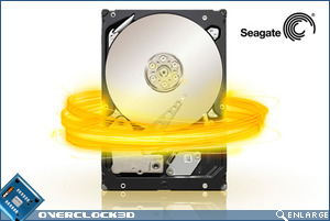 Seagate Barracuda XT 6Gb/s Drive