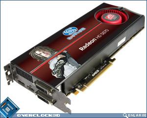 Sapphire Radeon HD 5870 1GB