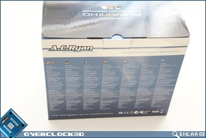 AC Ryan PLAYON! Packaging Rear