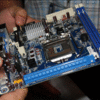 Intel's H57 Mini-ITX Motherboard