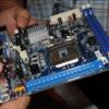 Intel's H57 Mini-ITX Motherboard
