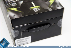XFX 850w Box Side