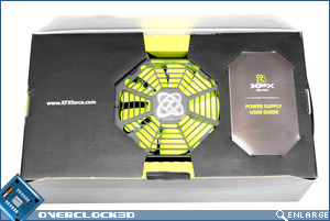 XFX 850w Box Open