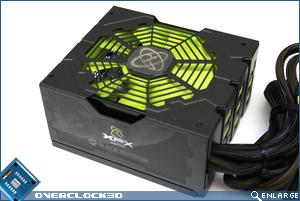XFX 850w Side
