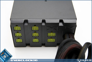 XFX 850w Modular Area
