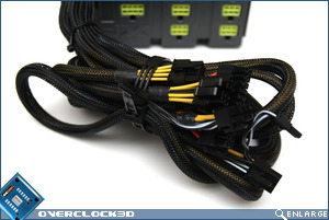 XFX 850w Cable Bundle