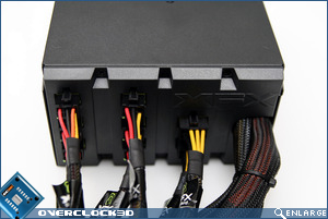 XFX 850w Modular Cables