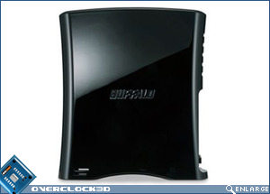 Buffalo's DriveStation HD-HXU3 USB 3.0 Hard Drive