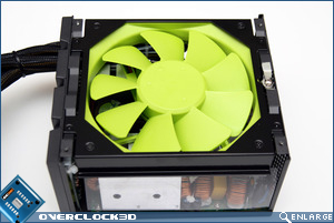 XFX 850w Internals Fan