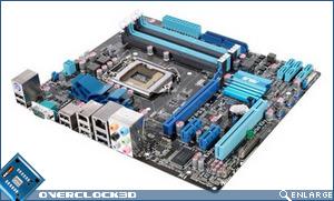 ASUS P7P55M Micro ATX P55 Motherboard