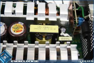 XFX 850w Tranformers