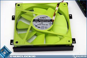 XFX 850w ADDA Fan