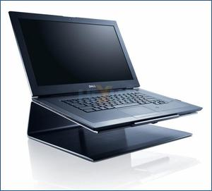 Dell lattitude z notebook with wireless charging stand