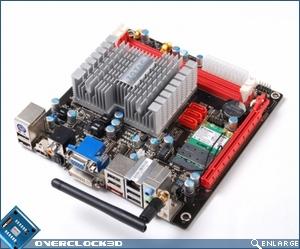 Zotac ION ITX-F Mini ITX Motherboard