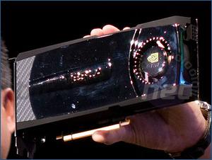 Nvidia GT300 Tesla Fermi GPU