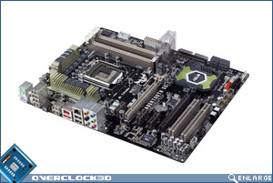 ASUS' TUF Series Sabertooth 55i Motherboard