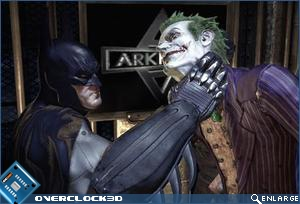 Batman Arkham Asylum PhysX improvement