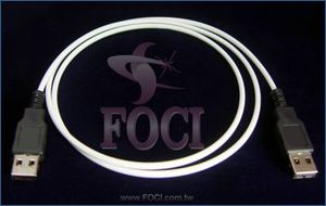 FOCI's light peak optical cable