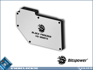Bitspower 5870/5850 water block
