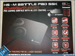 Battle Pad Box