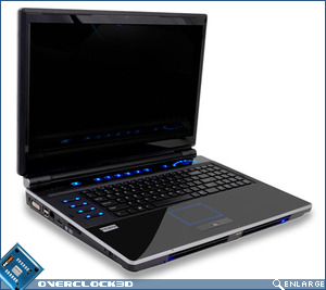 BFG Deimos X10 Gaming Notebook