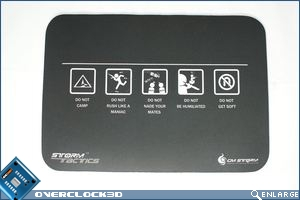 Bundled Mouse Mat