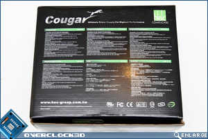 Cougar 1000CM Box Back