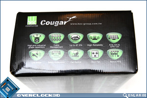 Cougar 1000CM Box Side