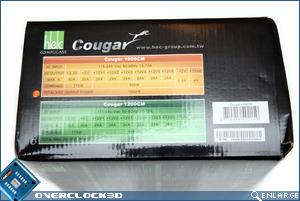 Cougar 100CM Box Side