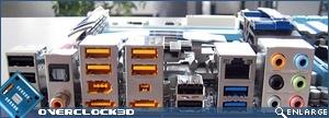 Gigabyte GA-P55A-UD4 USB 3.0 Ports