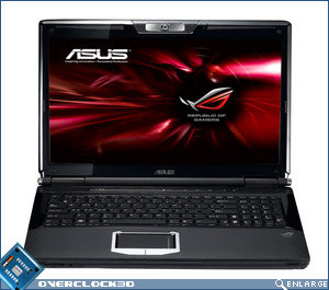 ASUS ROG 3D Gaming Laptop G51J-GZ028V