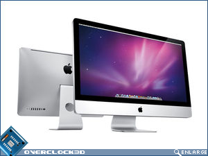 Updated 27 inch Apple iMac