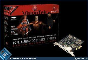 VisionTek Killer Xeno PRO NIC