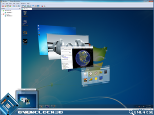 Windows 7 Running in VMware 7