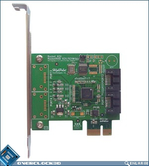 highpoint rocket 620 card