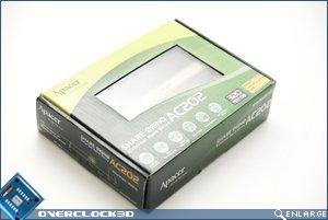 Apacer AC202 HDD Box
