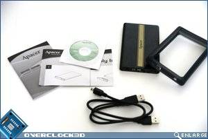 Apacer AC202 Bundle