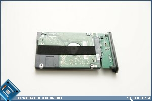 Apacer AC202 HDD assembly