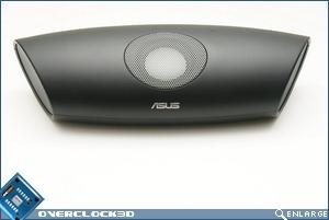 Asus uBoomQ Front
