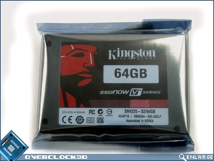 SSD in wrapper